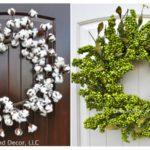 9 Wreaths to Brighten Up Your Front Door