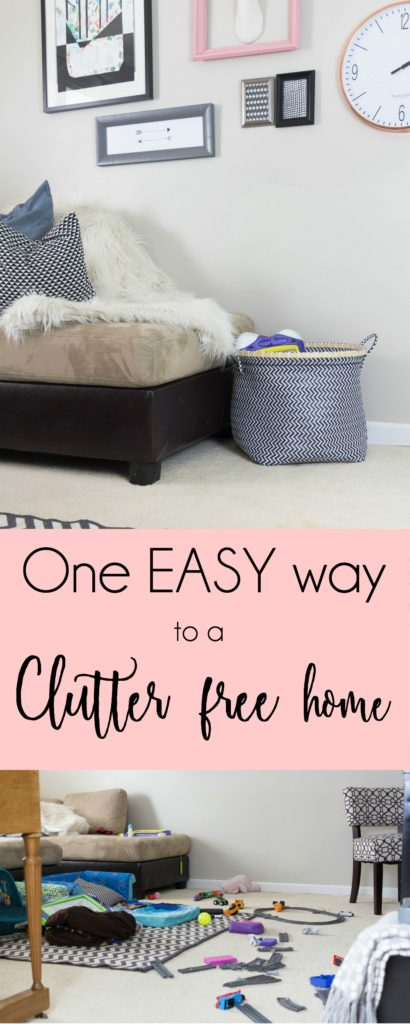 Clutter free home, clean house, easy way to keep your house clean, how to keep your house clean