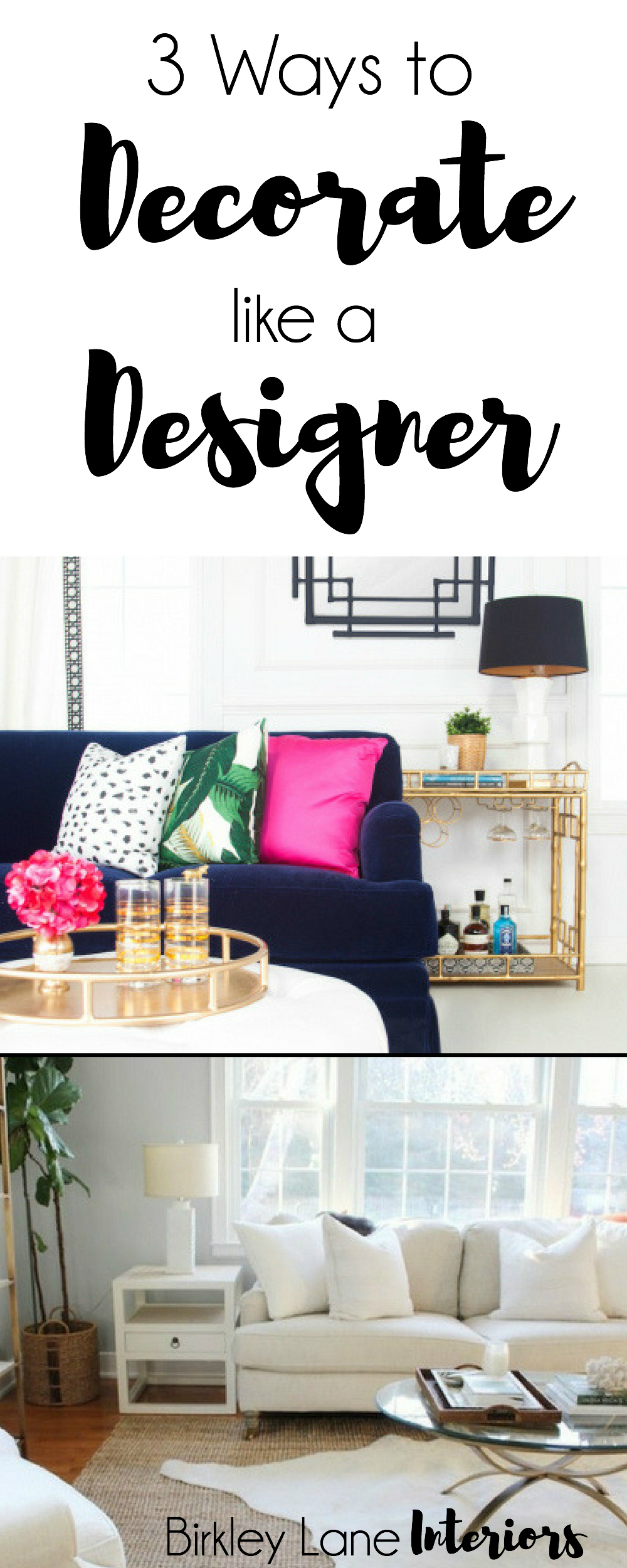 Need some help picking out what colors to use in your home? Click here to learn how to choose a color scheme like a designer!