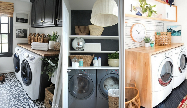 10 Laundry Room Ideas You'll Love