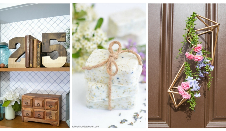 10 DIY Mothers Day Gifts Ideas