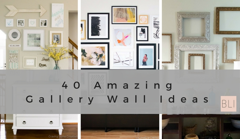 40 Gallery Wall Ideas Birkley Lane Interiors All Things Home