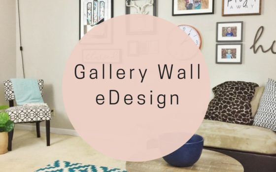 Gallery Wall eDesign