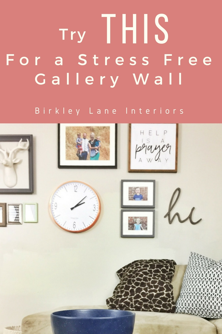 Feeling overwhelmed and stressed at the thought of creating a gallery wall in your home?  Let me do it for you and create the perfect gallery wall for you!