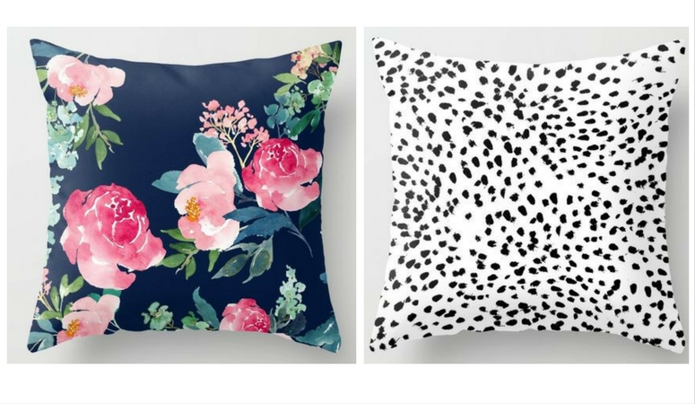 40 Fabulous Throw Pillow Combos You'll LOVE