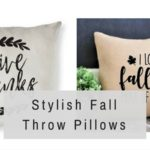 Fall Throw Pillows You're Going to Love