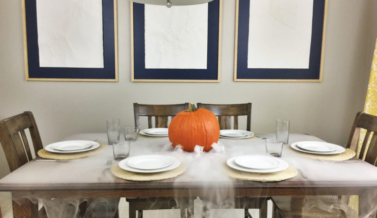 Dry Ice Pumpkin: The BEST Halloween Tradition for Kids!