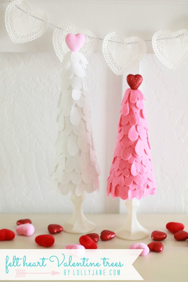 If you've been looking for Valentine decorations ideas, you're in luck my friend! I'm sharing lot's of DIY Valentine's Day decorations that you are sure to love! These are easy, stylish DIY's that will look great as part of your home decor!