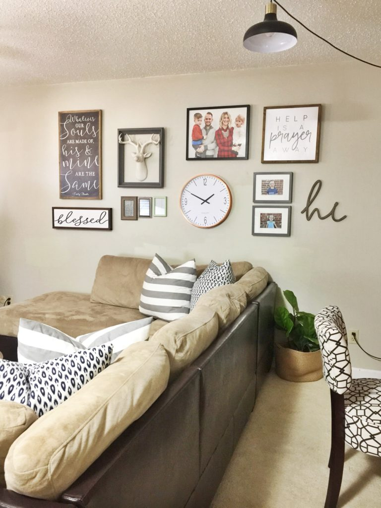 DIY Throw Pillows The Lazy Way | Birkley Lane Interiors
