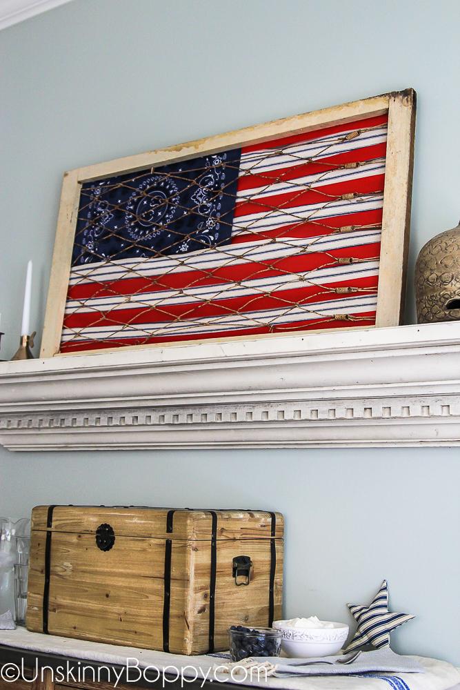 Diy 4th Of July Decor Ideas Worth Stealing Birkley Lane Interiors
