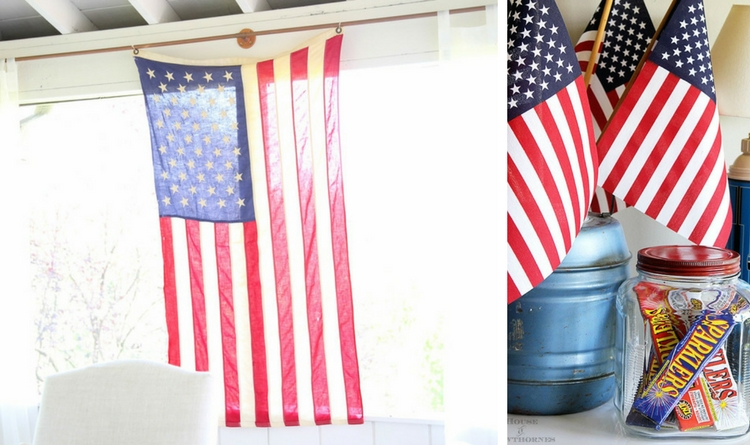 Celebrate The 4th Of July In Style With These Gorgeous DIY 4th Of July Decor  Ideas